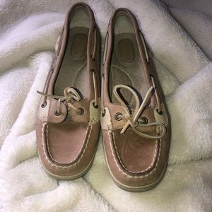 Sperry Top Sider loafers size W8